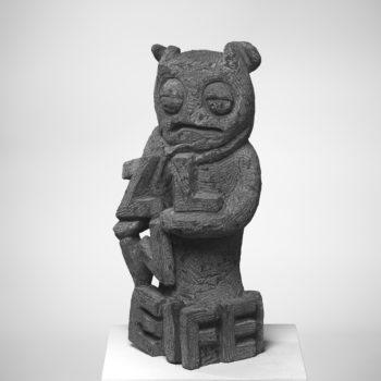 Doubtcaster | Sandstone | 50x20x15cm | 2012