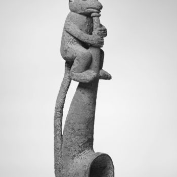Fama Maki | Sandstone | 115 x 27 x 23 cm | 2012
