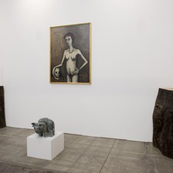 Installation view | The Naked Truth at Art Brussels | Sorry we`re Closed | 2013