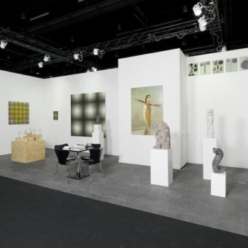 Booth of Sorry We`re Closed at Art Geneva 2014