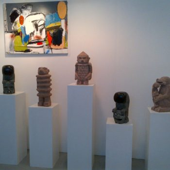 Booth of Sorry We`re Closed at NADA Art fair   New York   2012
