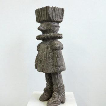 Maitre de Plaisir   Sandstone   50 x 15 x 15 cm   2014