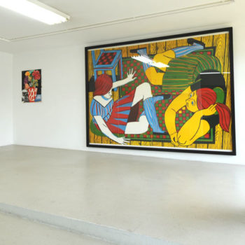 Exhibition view | The Cannibal`s Muse | curated by Max Henry at PATRICIA LOW CONTEMPORARY | Gstaad | 2010