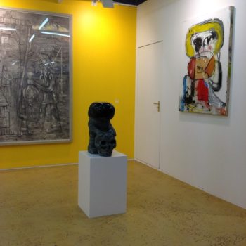 Booth of Sorry we `re Closed at Art Rotterdam | 2013
