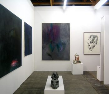 Booth of Cruise & Callas at Art Brussels 2013