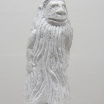 First Human | Marble | 50 x 23 x 23 cm | 2012