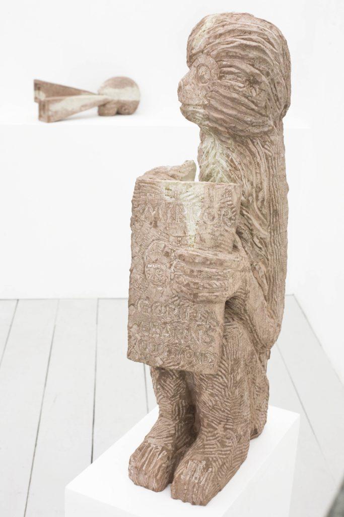 Stefan Rinck - The Eternal Comedy of Creatures   GALERIA ALEGRIA   Madrid   2015