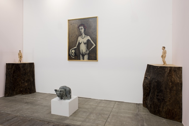 Stefan Rinck - The Naked Truth | Sorry We're Closed | Art Brussels 2013