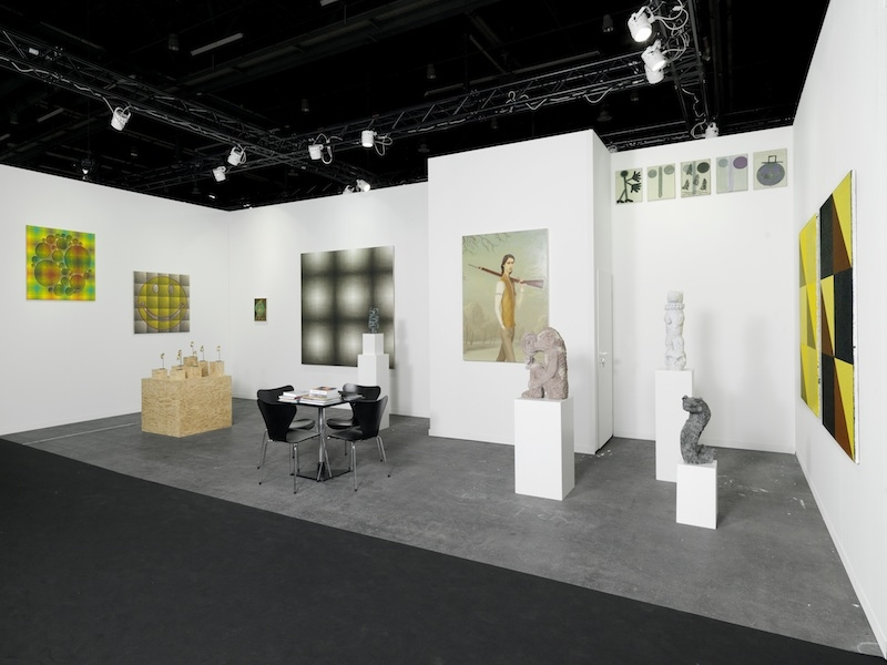 Stefan Rinck - Art Geneve | Sorry We're Closed | 2014