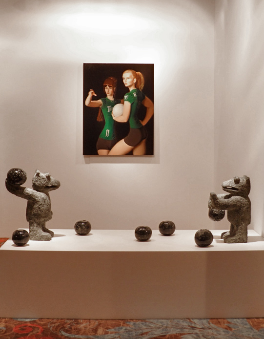 Stefan Rinck - NADA Art Fair | Sorry We're Closed | Miami | 2013