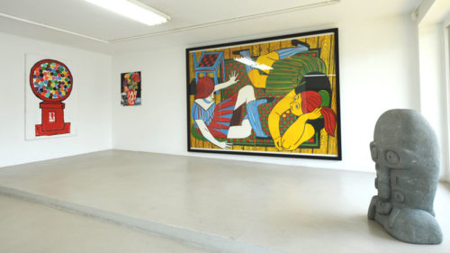 Stefan Rinck - The Cannibal's Muse | Curated by Max Henry | PATRICIA LOW CONTEMPORARY | Gstaad | 2010
