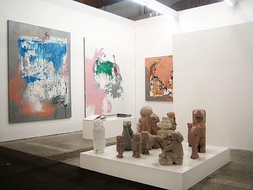 Stefan Rinck - Art Brussels   Cruise & Callas   2012