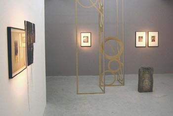 Stefan Rinck - The Glass Bead Game   Curated by Alun Rowlands and Matt Williams   Vilma Gold Project Space Berlin   2006