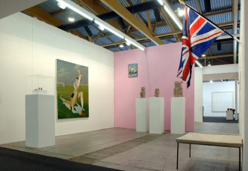 Stefan Rinck - Art Brussels 2009