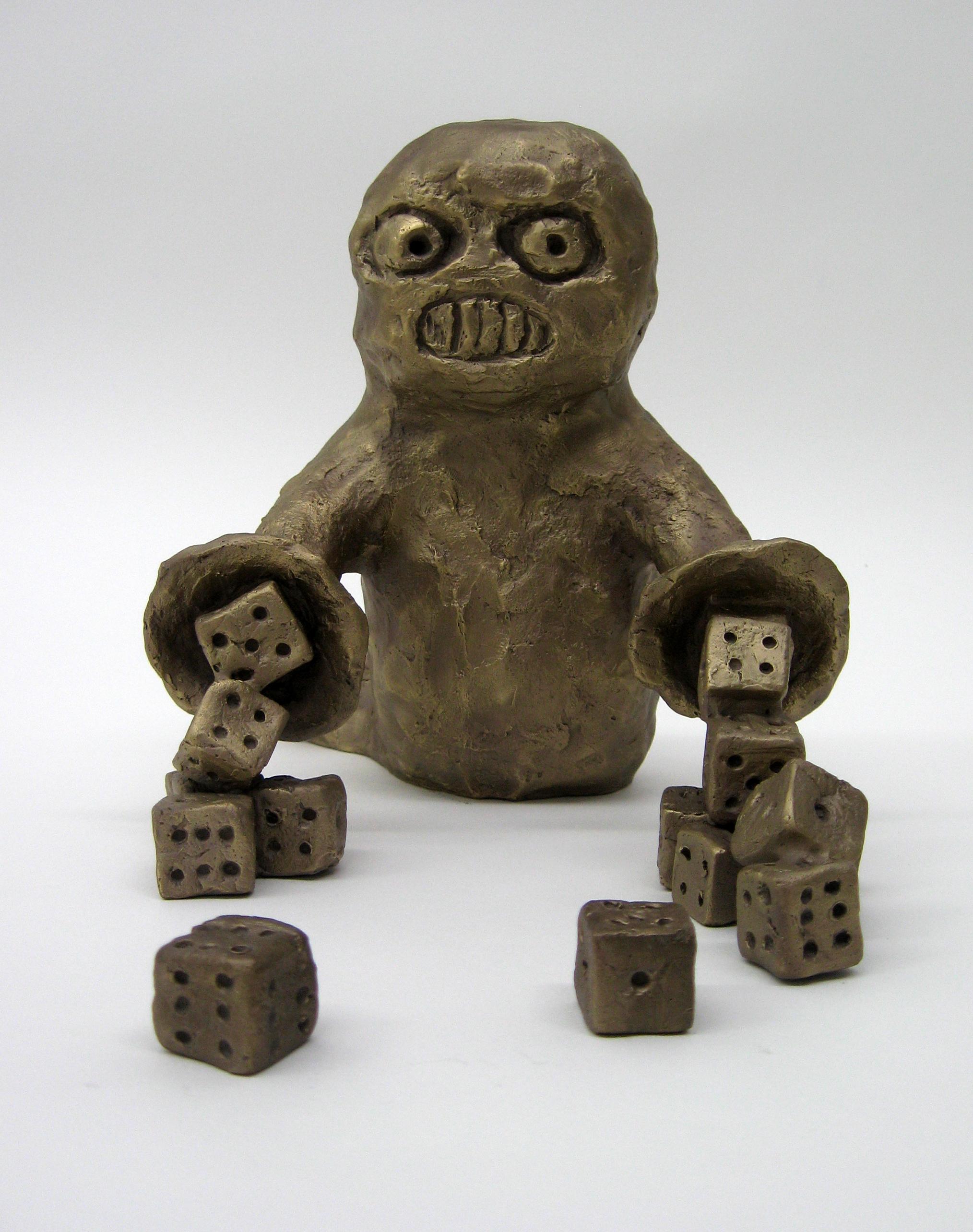 Stefan Rinck - Mini Sculptures Show | Sorry We're Closed | Art Brussels | 2010