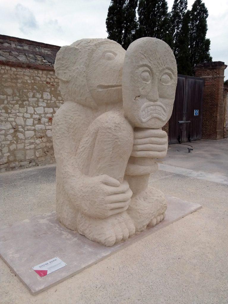 Stefan Rinck - Les Statues Meurent Aussi | 19.06.-30.09.17 | Maladrerie de Saint Lazare | Beauvais | France