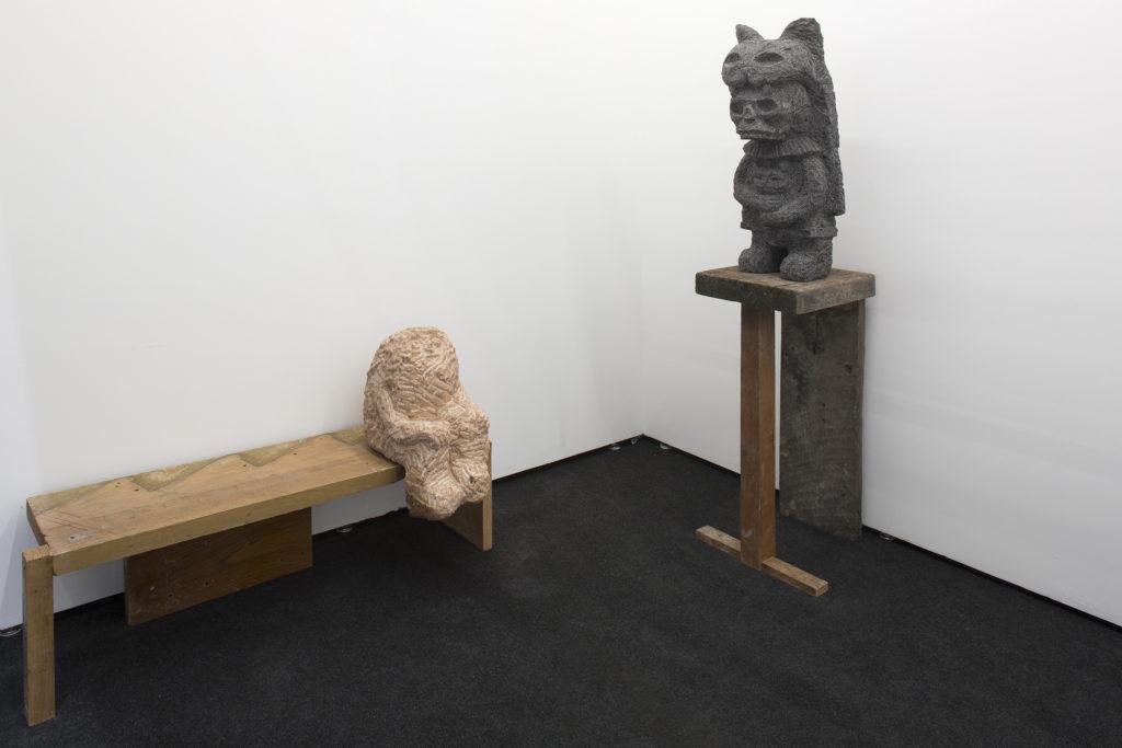 Stefan Rinck - Material Art Fair   Galeria Alegria   February 2019   Mexico City