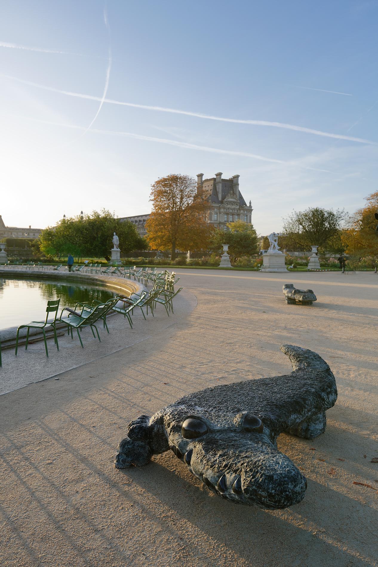 Stefan Rinck - FIAC Hors les murs | Jardins des Tuileries | 2019 | Paris