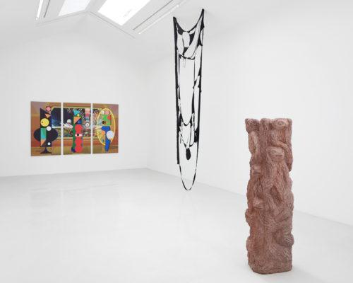 Stefan Rinck - RESTONS UNIS | Emmanuel | May 23 - June 6, 2020 | Perrotin | Paris