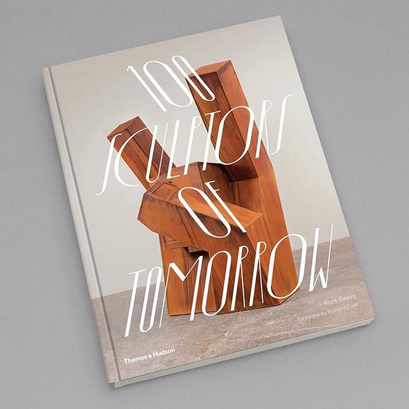 Stefan Rinck - 100 Sculptors of Tomorrow   Thames & Hudson publication