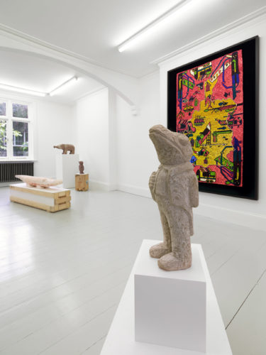 Stefan Rinck - A Snake Without A Head Is Just A Rope   November 7 - December 21, 2019   Sim Smith   London