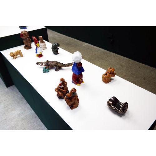 Stefan Rinck - de-monstration   August 22 –September 3, 2020   Bark Berlin Gallery   Berlin