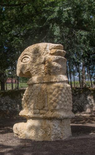Stefan Rinck - Saint Georges et son Dragon de Compagnie | La Forêt d'Art Contemporain | Bélis, Aquitaine, France