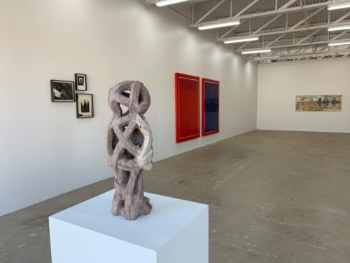 Stefan Rinck - pre sent tense   October 10, 2020 - January 9, 2021   galerie frank elbaz   Dallas, Texas