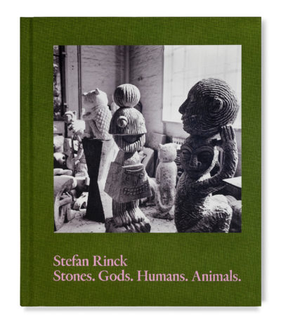 Stefan Rinck - Book Release | Stones. Gods. Humans. Animals.
