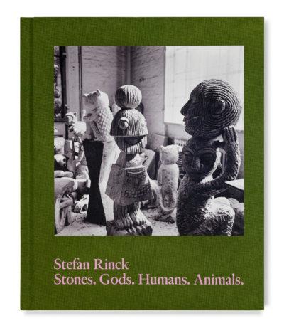 Stefan Rinck - Book Release | Stones. Gods. Humans. Animals.