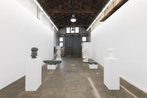 Stefan Rinck - Abstracción bárbara en la casa de los excéntricos | March 20 - May 15, 2021 | GALERIA ALEGRIA | Barcelona