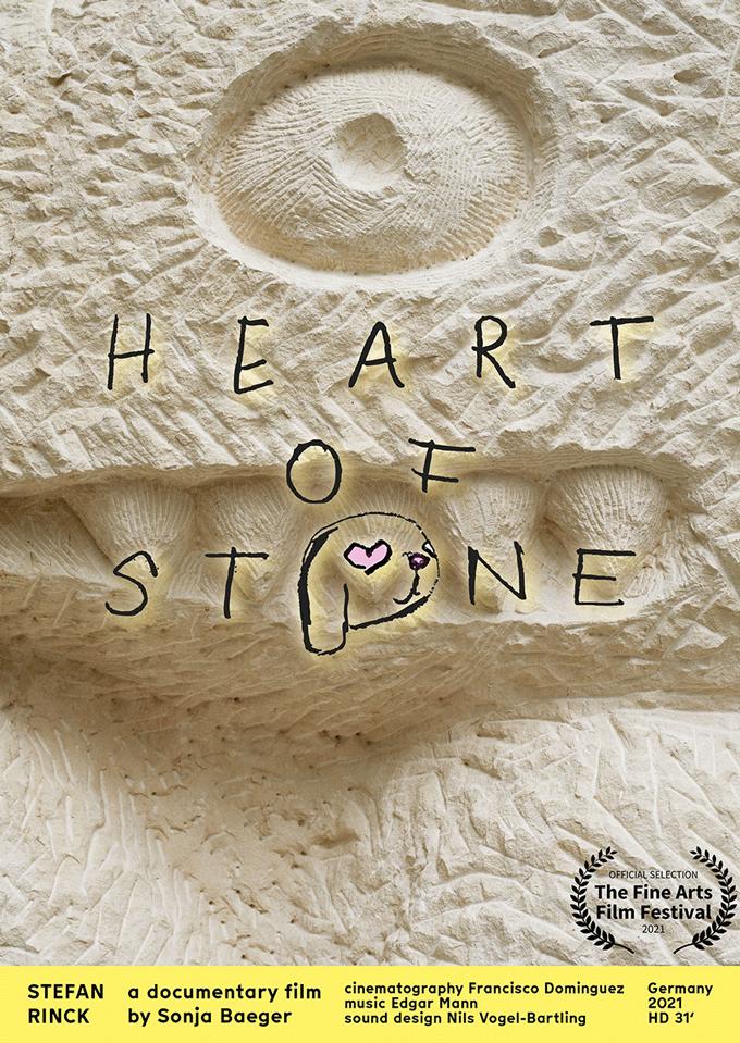 Heart of Stone, Stefan Rinck