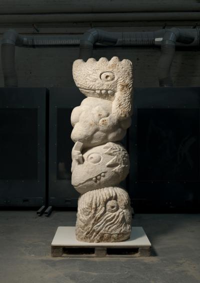 Stefan Rinck - International Biennial Saint-Paul de Vence   June 26 - October 2, 2021